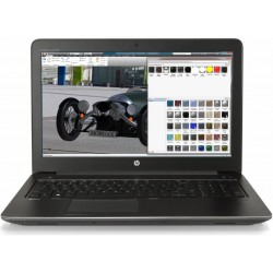 HP ZBook 15 G3 Full HD i7 / 1TB  / 8GB RAM