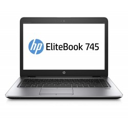 "HP EliteBook 745 G4 14"" AMD A10 / 256GB ssd / 8GB RAM / Full HD"