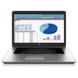 HP EliteBook 850 G2 / i7 / 256GB ssd / 8GB RAM