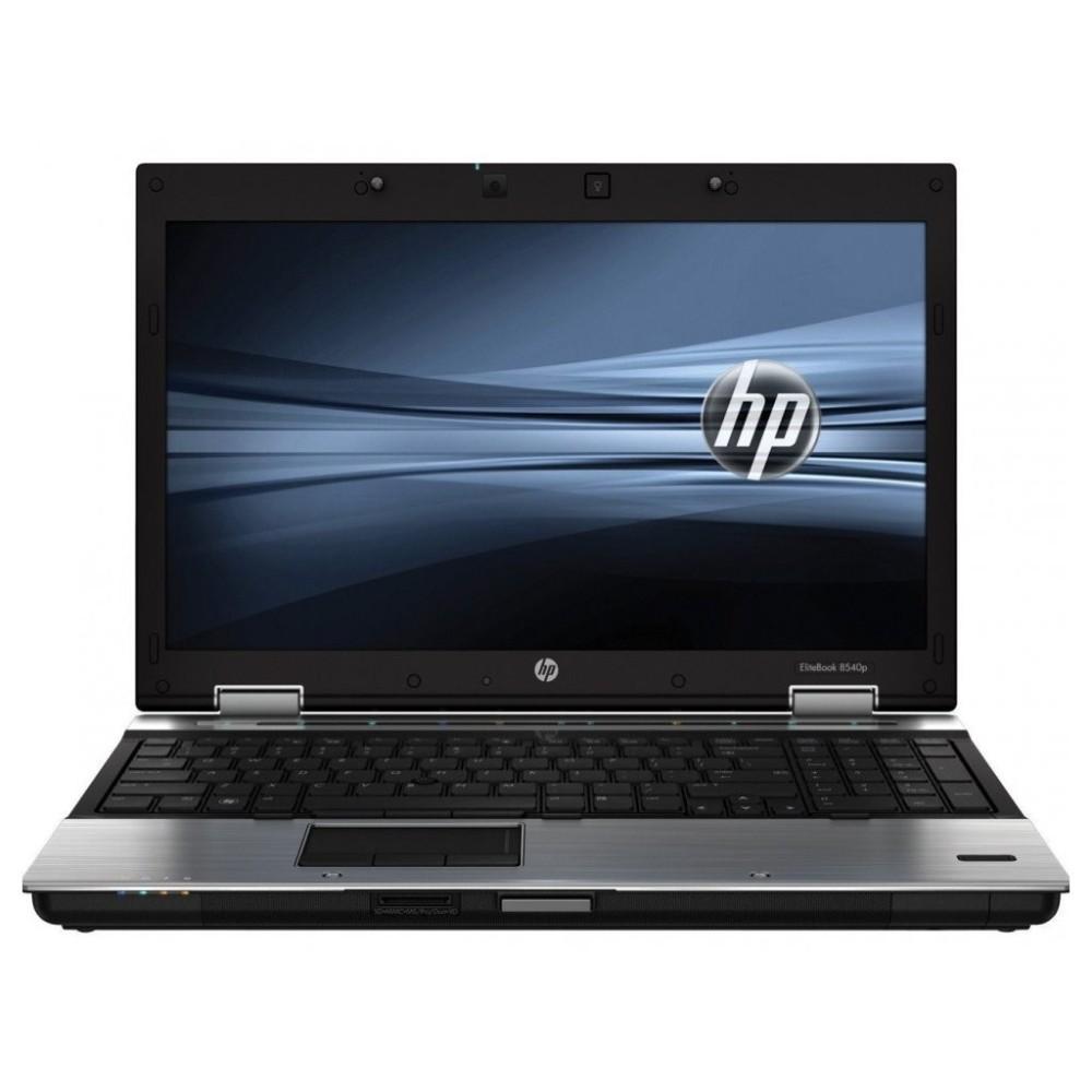 HP EliteBook 8540p / i7 / 240GB ssd / 4GB RAM