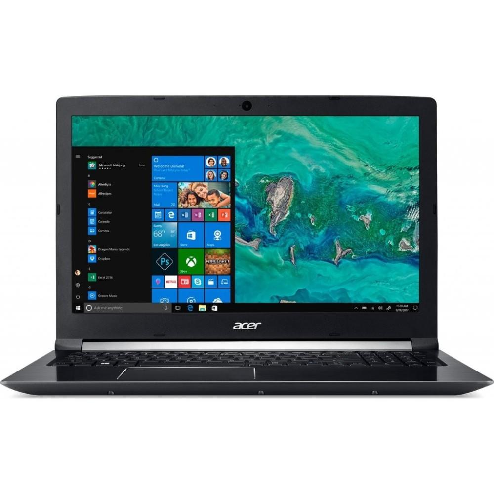 Acer Aspire 7 (A715-72G-70F7) / i7 / 8GB RAM / 250GB ssd + 1TB / GTX 1050