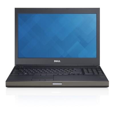 """Dell Precision M4800 15,6"""" Full HD / i7 / 256GB ssd / 8GB RAM"""